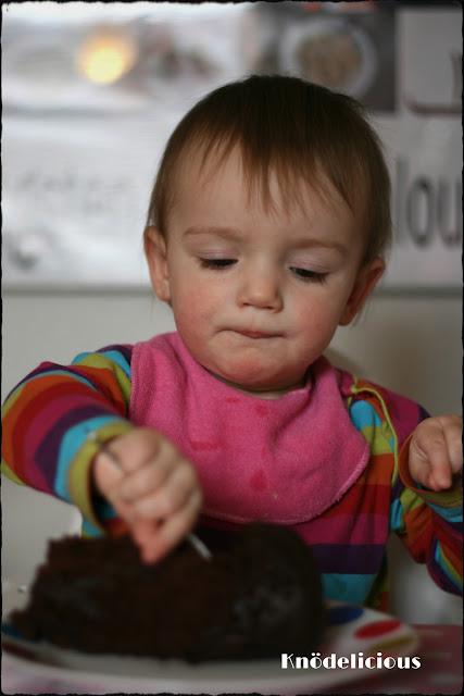 Cup cake/ kop kage på 5 min.. Knödelicious