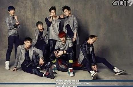 kpop idol jyp got7seven