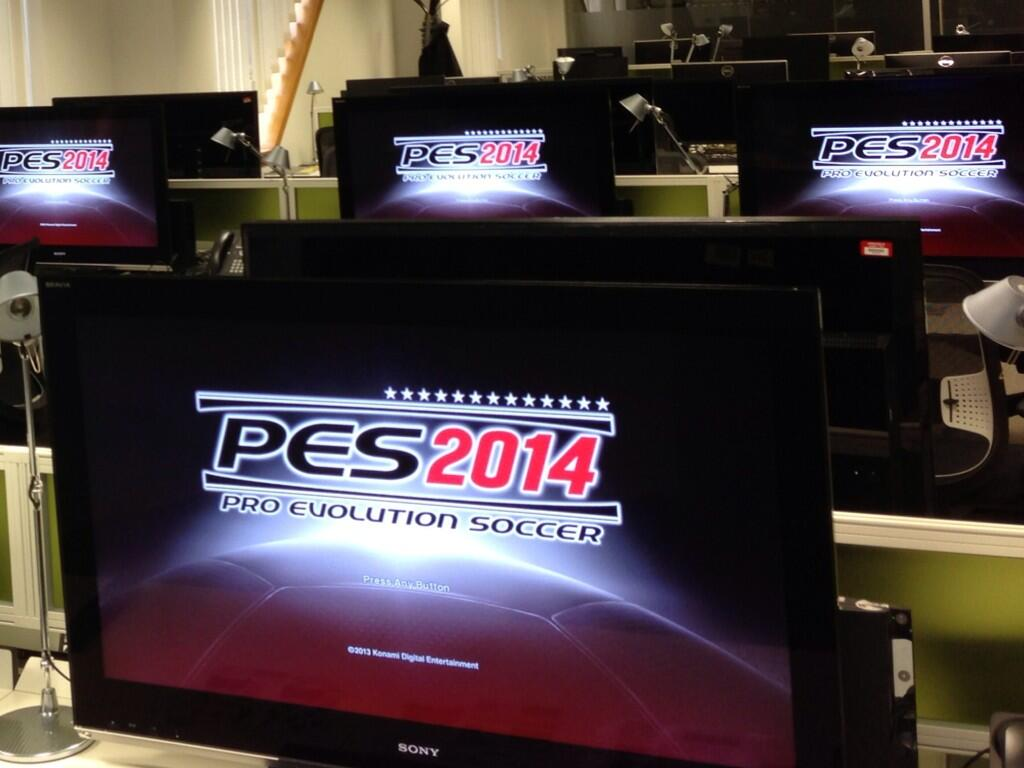 Novidades sobre a Master League do PES 2014