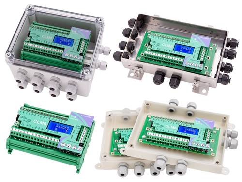 Laumas New Clm8 Intelligent Junction Boxes Series