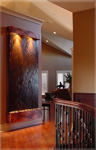 Different Forms of Indoor Fountains, Indoor Water Fountains, Wall ...