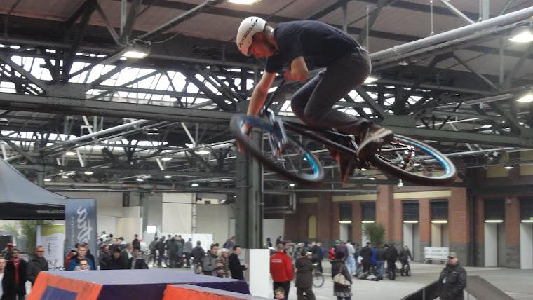 Berliner Fahrrad Schau 2011