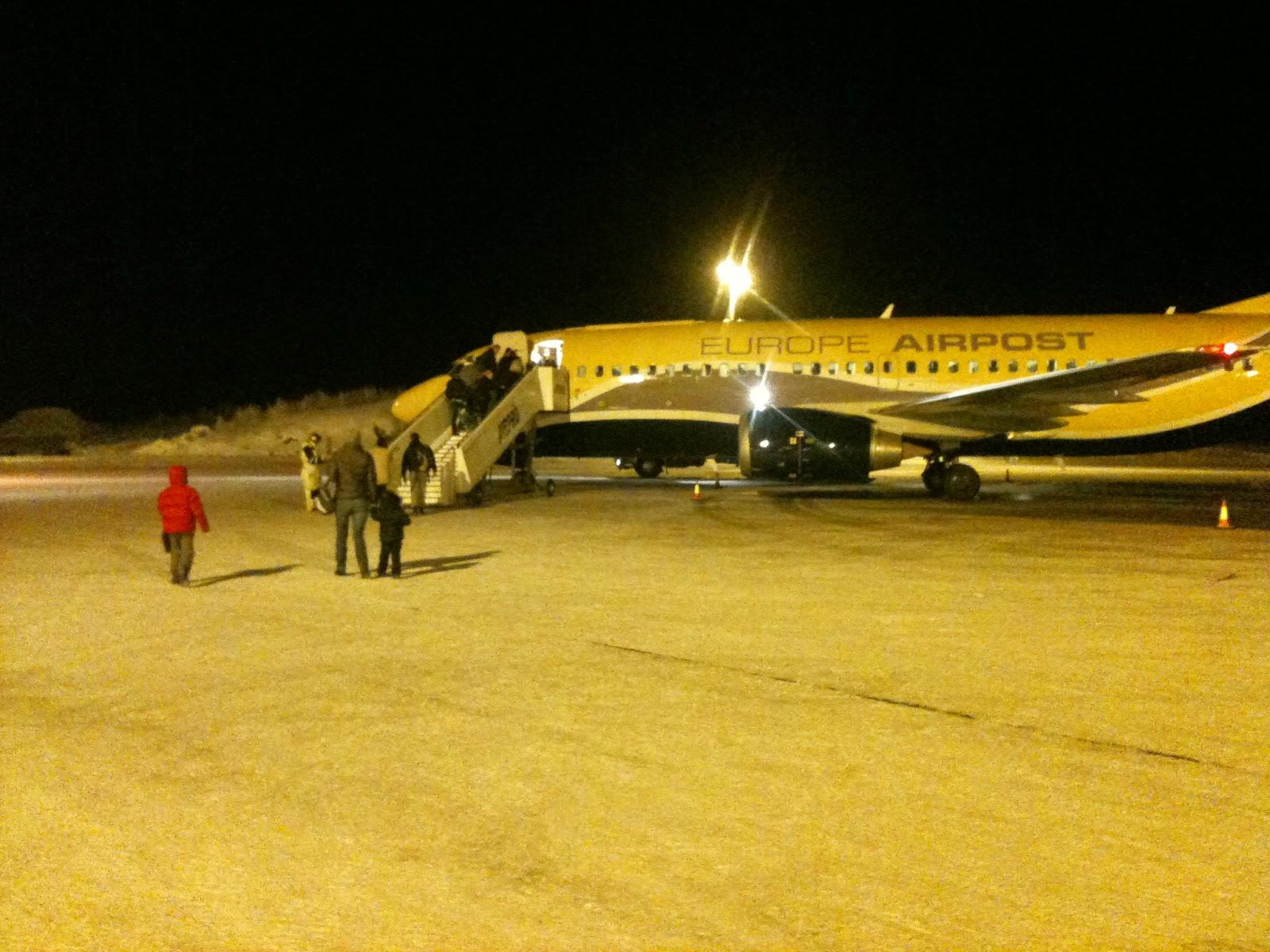 Aéroport de Kittilä