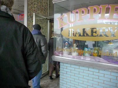 Kuppie's Bakery, Fat Tuesday, Villa Park, IL