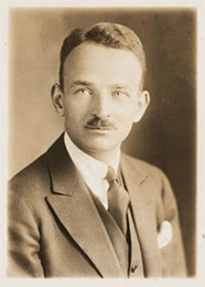 Georges F. Doriot, circa 1925. HBS Archives Photograph Collection: Faculty and Staff. HBS Archives, Baker Library, Harvard Business School