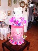 Hello Kitty centrepieces for children parties