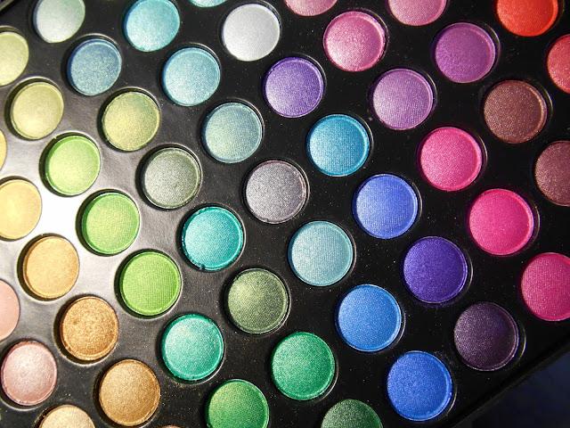 88 ultra shimmer palette Coastal Scents