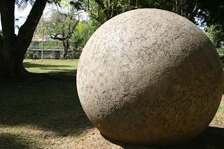 Bola Batu / Stone Spheres