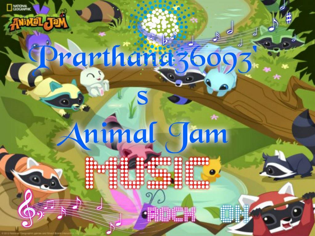 Animal Jam Music