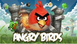 Angry Birds in English