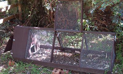Contoh Membuat Kandang Kelinci Tipe Outdoor