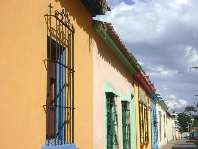 Casas de San Mateo