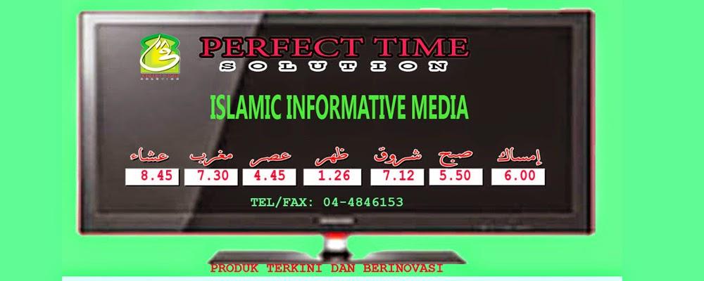 Jam Solat Taqwim Digital