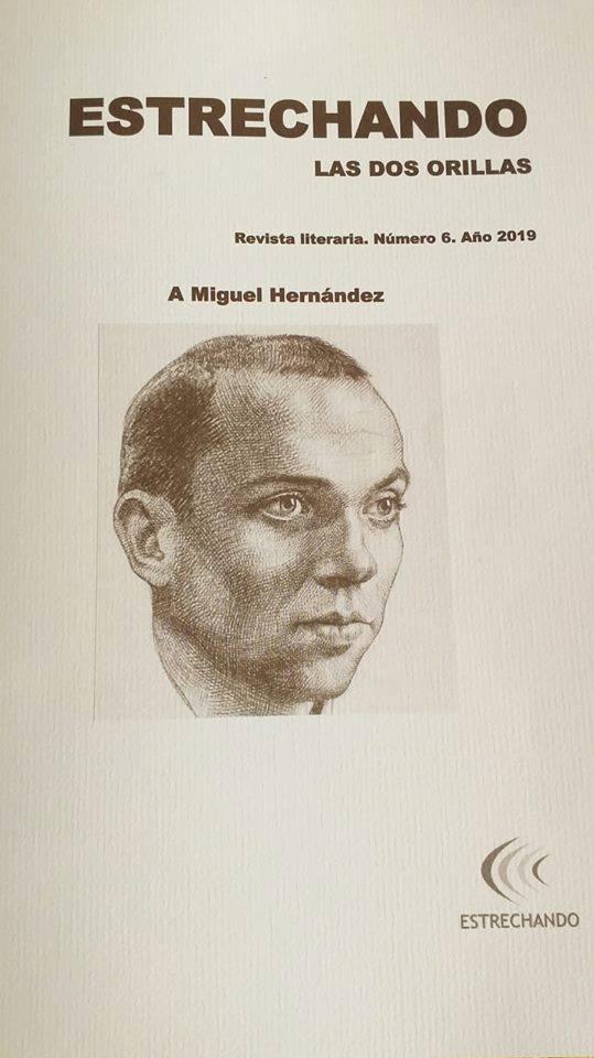 Estrechando dedicada a Miguel Hernandez