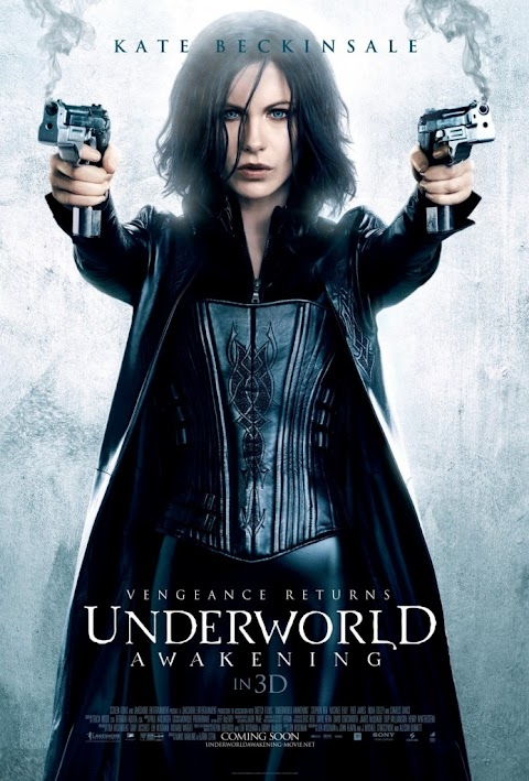 Nuevo Poster de UnderWorld Awakening