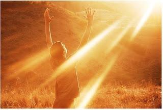 prier Dieu Lumière dans nos vie