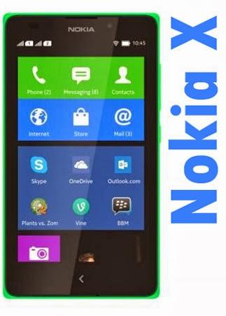 Nokia X, Nokia X+, Nokia XL