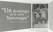 """Un domingo en la tarde...Tauromagia"