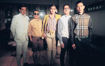fashion, lifestyle, Retro, Gaya retro Eric Choong