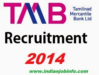 tamilnadu mercantile bank recruitment 2014