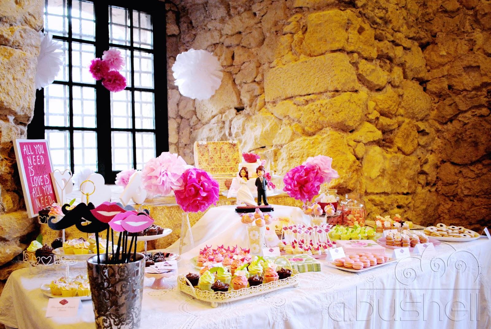 Sweet Table boda