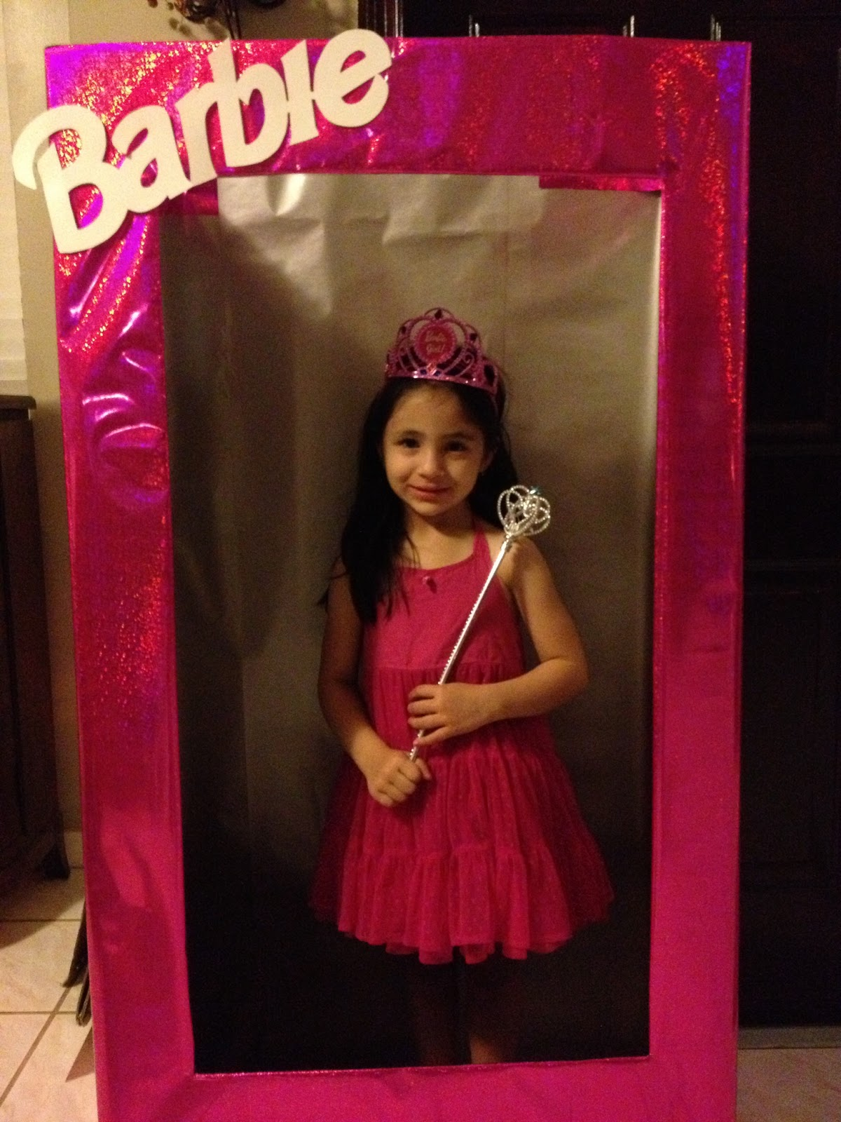 That's My Story!: Barbie Photo Booth
