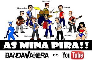 As Mina Pira em Animação