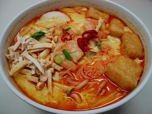 Laksa Soup Recipe