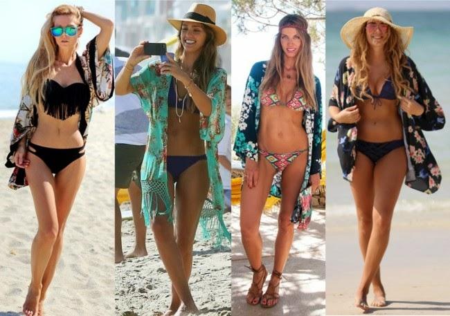 quimonos-biquini-biquine-modelos de biquini-bikini-kimono-moda praia-saída de praia-trajes de baño-swimwear-maillots de bain