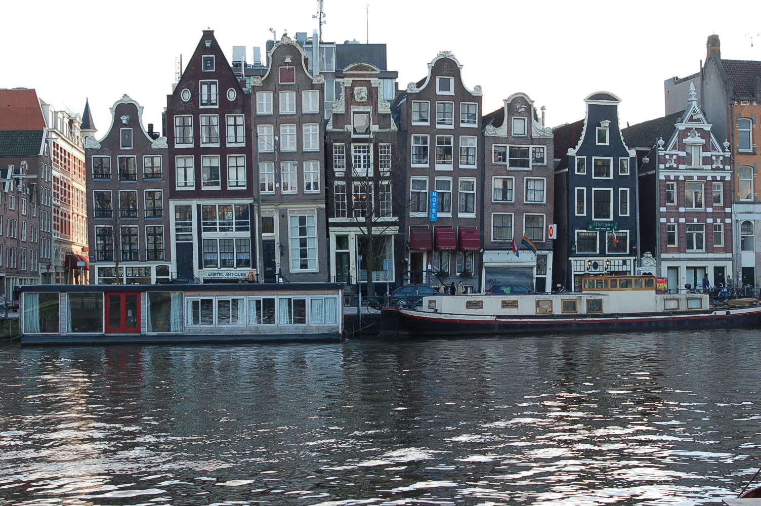 Hotels In The Old Centre Amsterdam
