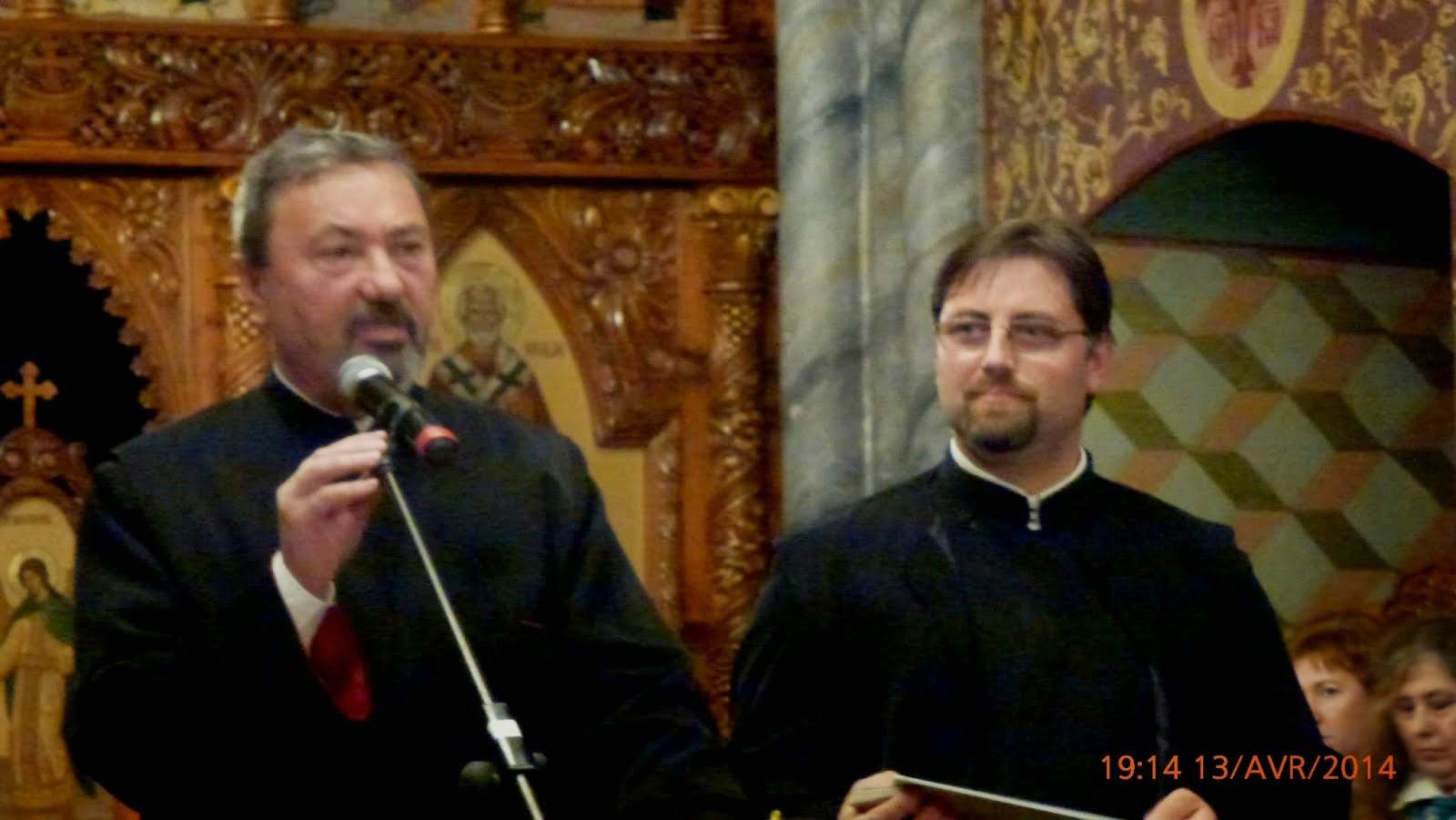 Concurs National ,,Sf. Impartasanie, lumina vietii crestine,, - 14 aprilie 2014