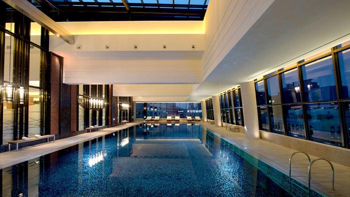 Piscinas privadas piscinas interiores de lujo ii - Interiores de lujo ...