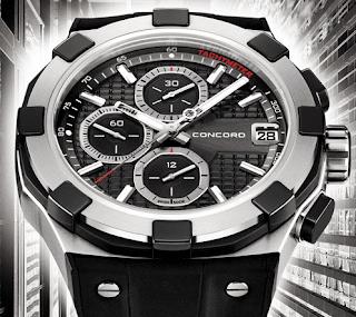 Basel 2013 Concord C1 Chronograph