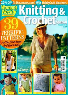 Woman's Weekly Knitting&Crochet Special Summer 2011