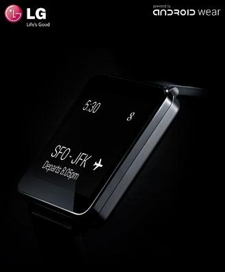 Kolaborasi LG dan Google Hadirkan LG G Watch