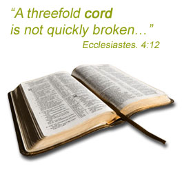 SureCord: A Threefold cord is not easily broken