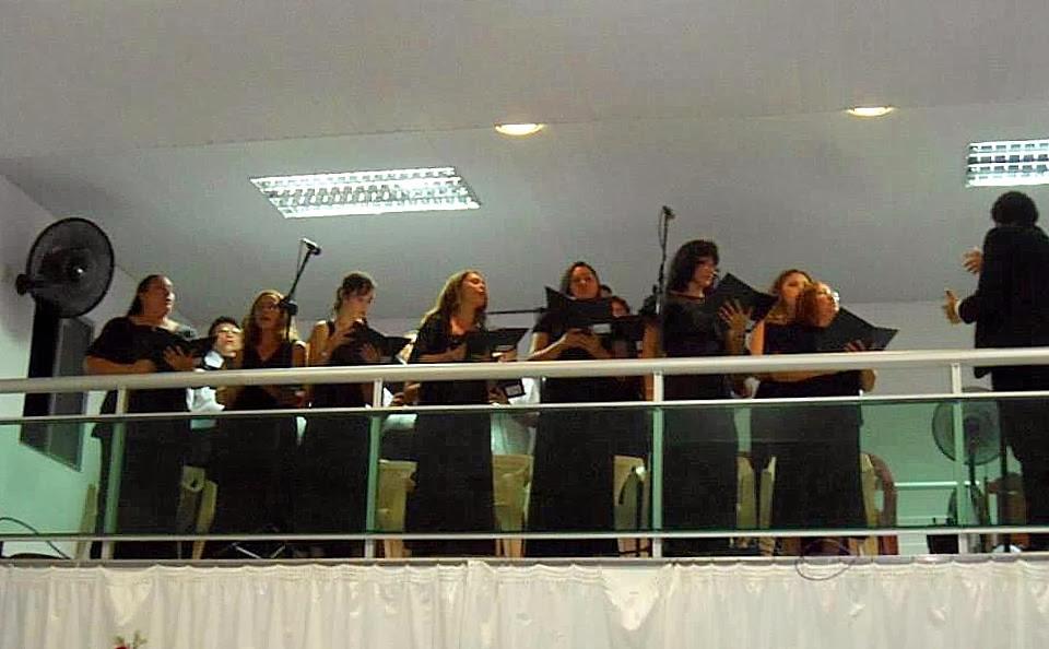 Coral da Igreja de Cristo