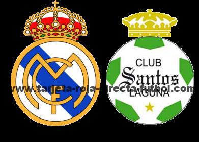 En directo Real Madrid vs Santos Laguna amistoso online