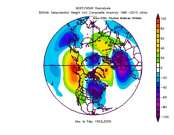 Today's Featured Post: Tropospheric Polar Vortex May Deliver Record