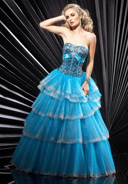 Vestidos de fiesta para 15 años | Moda 2014