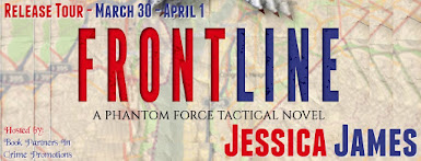 Front Line by Jessica James