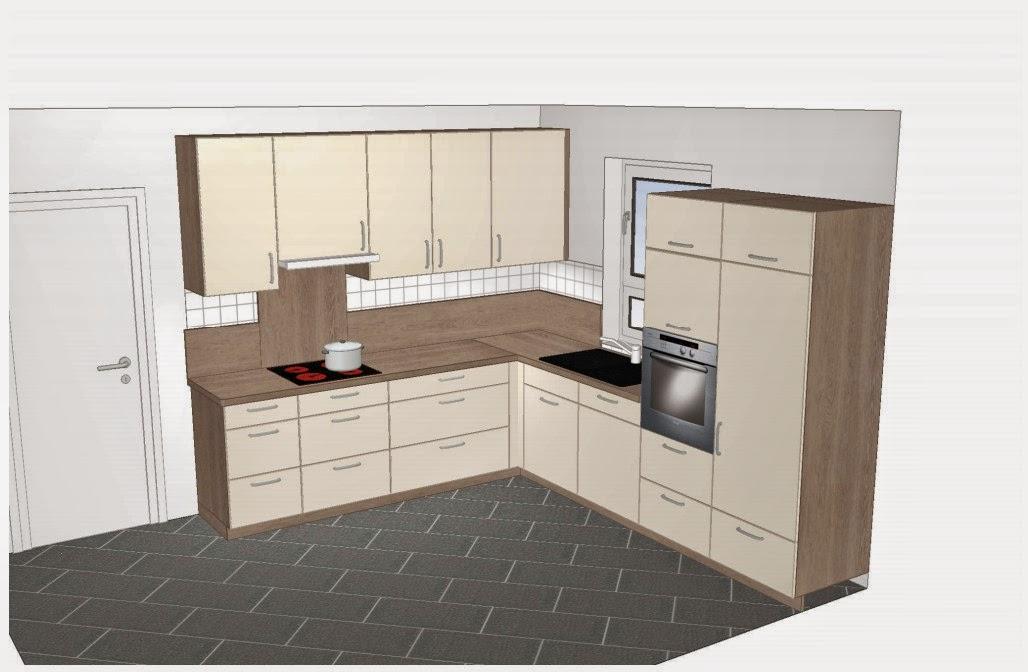 ein traumhaus f r familie s wir haben eine k che. Black Bedroom Furniture Sets. Home Design Ideas