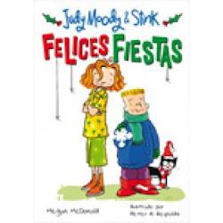 Judy Moody y Stink, felices fiestas