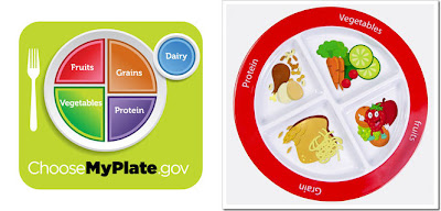 MyPlate food group