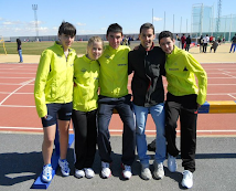 Equipo Cadete-Juvenil 2012