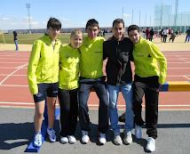 Equipo Cadete-Juvenil 2012