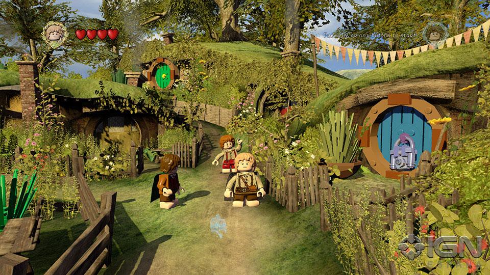 El Blog que informa sobre juegos Xbox360: Analisis LEGO El Señor de ...