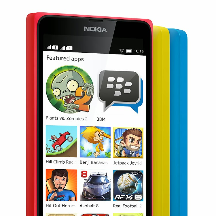 Nokia X+ Plus Images by TipTechNews