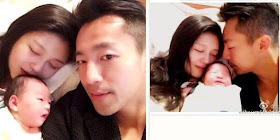 PHOTOS: 'Meteor Garden' star Barbie Xu gives birth to Little Shan Cai