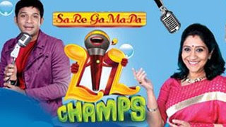Sa Re Ga Ma Pa Little Champs 23-04-2017 Zee Tamil TV Show